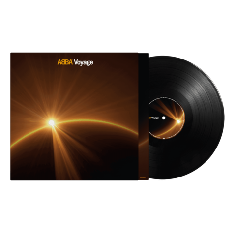 Voyage (Standard Black Vinyl) by ABBA - lp - shop now at ABBA Official store