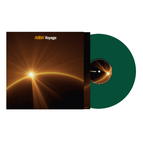 Voyage (Store Exclusive Green Vinyl) by ABBA - lp - shop now at ABBA Official store