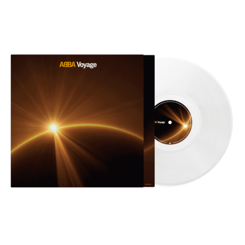 Voyage (Store Exclusive White Vinyl) by ABBA - lp - shop now at ABBA Official store
