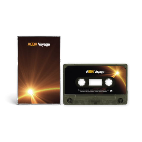 Voyage (Standard Cassette) by ABBA - cassette - shop now at ABBA Official store