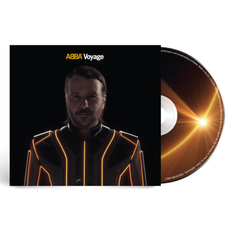 Voyage (Benny CD) by ABBA - CD - shop now at ABBA Official store