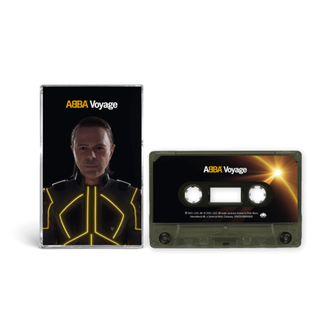 Voyage (Björn Cassette) by ABBA - cassette - shop now at ABBA Official store