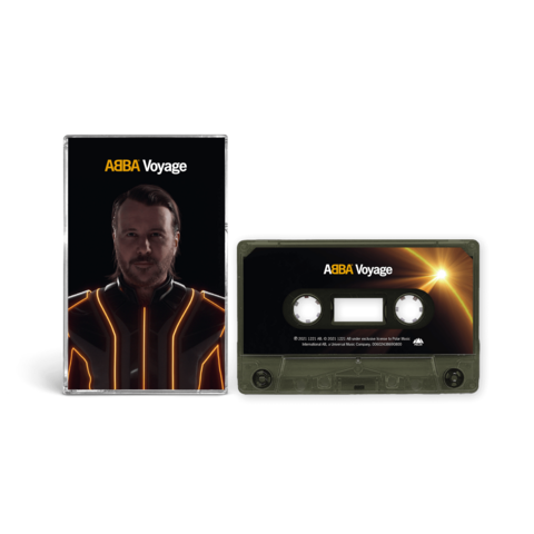 Voyage (Benny Cassette) by ABBA - cassette - shop now at ABBA Official store