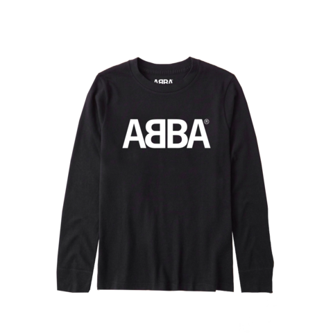 Logo by ABBA - long sleeve t-shirt - shop now at ABBA Official store