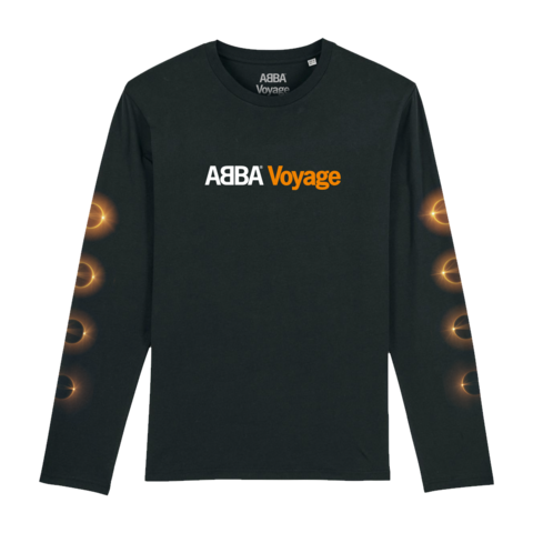 Voyage by ABBA - Longsleeve - shop now at ABBA Official store