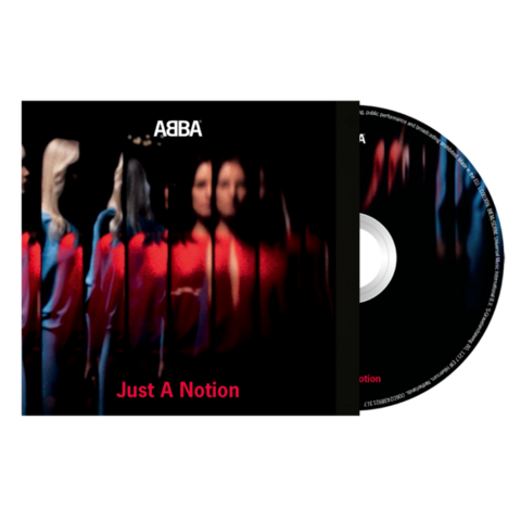 Just A Notion by ABBA - CD Single - shop now at ABBA Official store