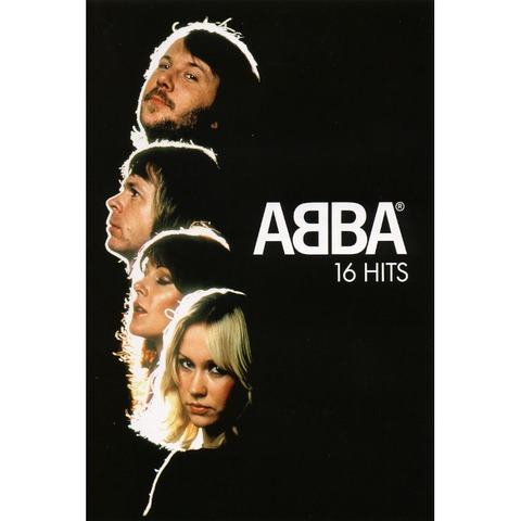 16 Hits (DVD) von ABBA - DVD jetzt im ABBA Official Store
