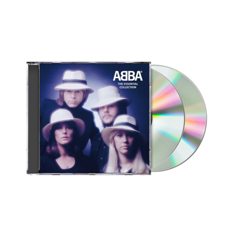 The Essential Collection (2CD) von ABBA - 2CD jetzt im ABBA Official Store
