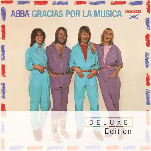 Gracias Por La Musica (CD+DVD) von ABBA - CD+DVD jetzt im ABBA Official Store