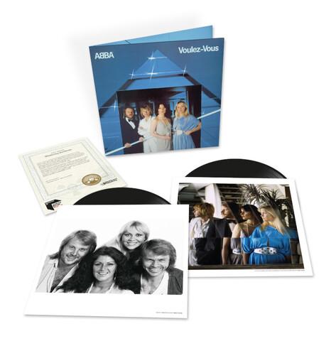 Voulez Vous (2LP Half Speed Master) von ABBA - 2LP jetzt im ABBA Official Store